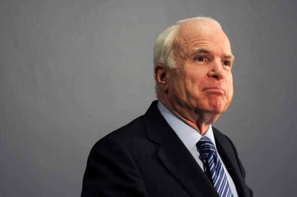 Sen. John McCain (Photo: EdStock/iStock Photo)