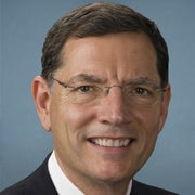 Portrait of Sen. John Barrasso