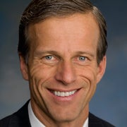 Portrait of Sen. John Thune