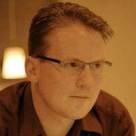Portrait of Jon Henke