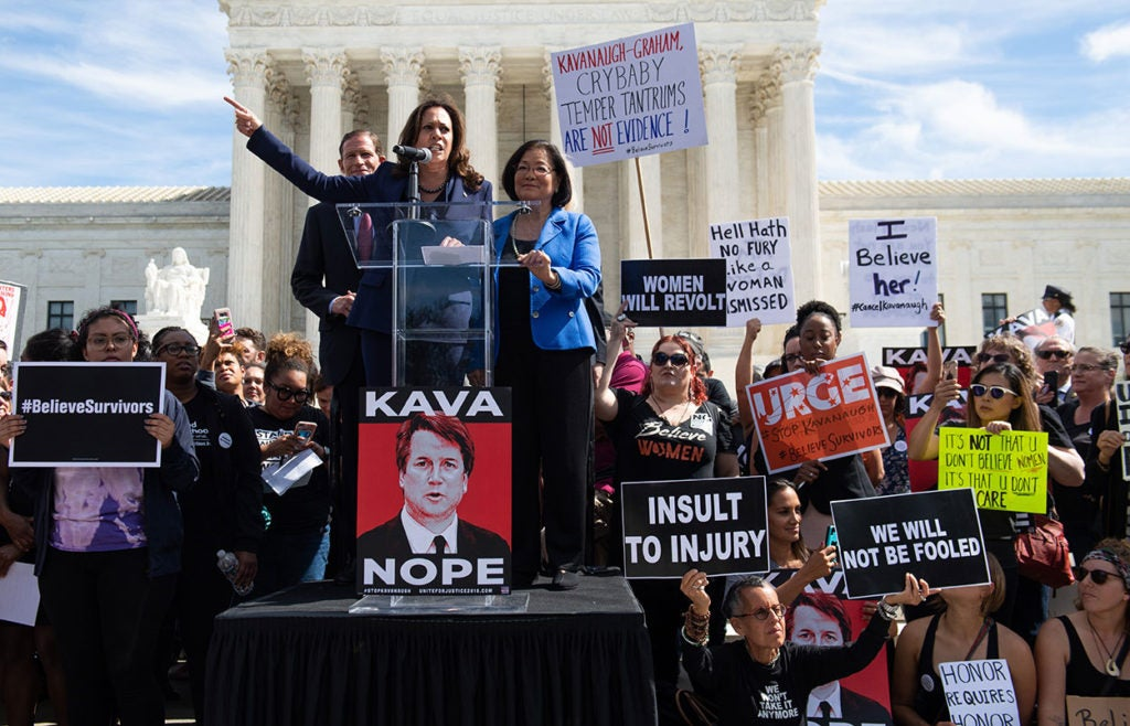 The Moment Kavanaugh's Foes Overplayed Their Hand
