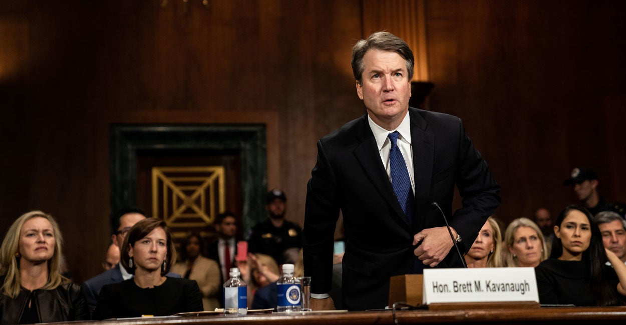 Fight Over Kavanaugh Proves Supreme Court Has Become Too Powerful