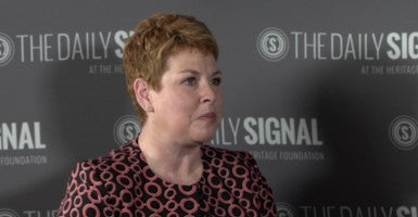 North Dakota Treasurer Kelly Schmidt sits down with The Daily Signal.