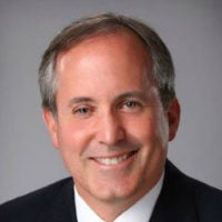 Portrait of Ken Paxton