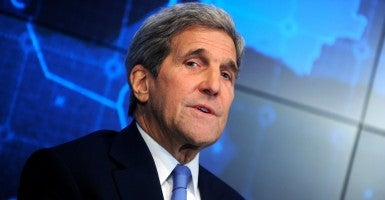 Sec. of State John Kerry (Photo: Dennis Van Tine/Geisler-Fotopres/picture alliance / Geisler-Fotop/Newscom)