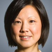 Portrait of Christine Kim