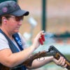 Kim Rhode captured bronze in the skeet shooting event at the 2016 Rio Olympic Games. (Photo: Kim Rhode)