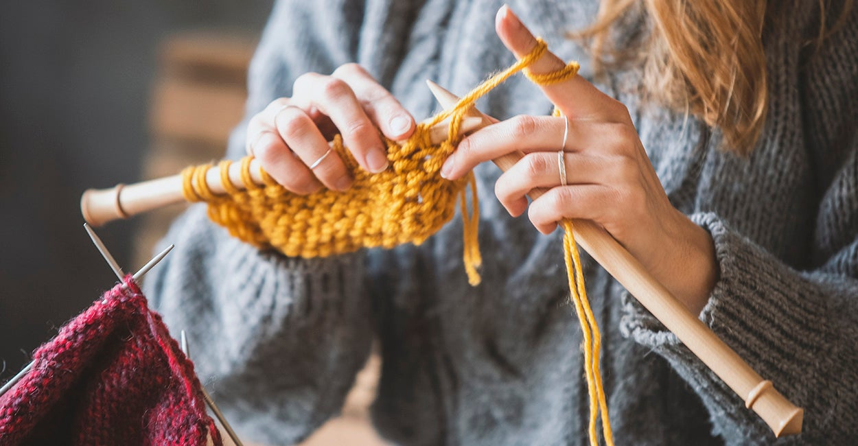 Long Arm of Cancel Culture Comes for Knitting