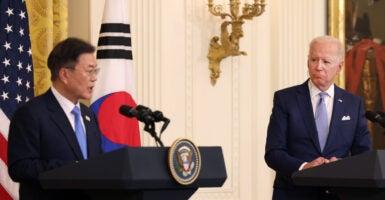 Korea US Summit May width=