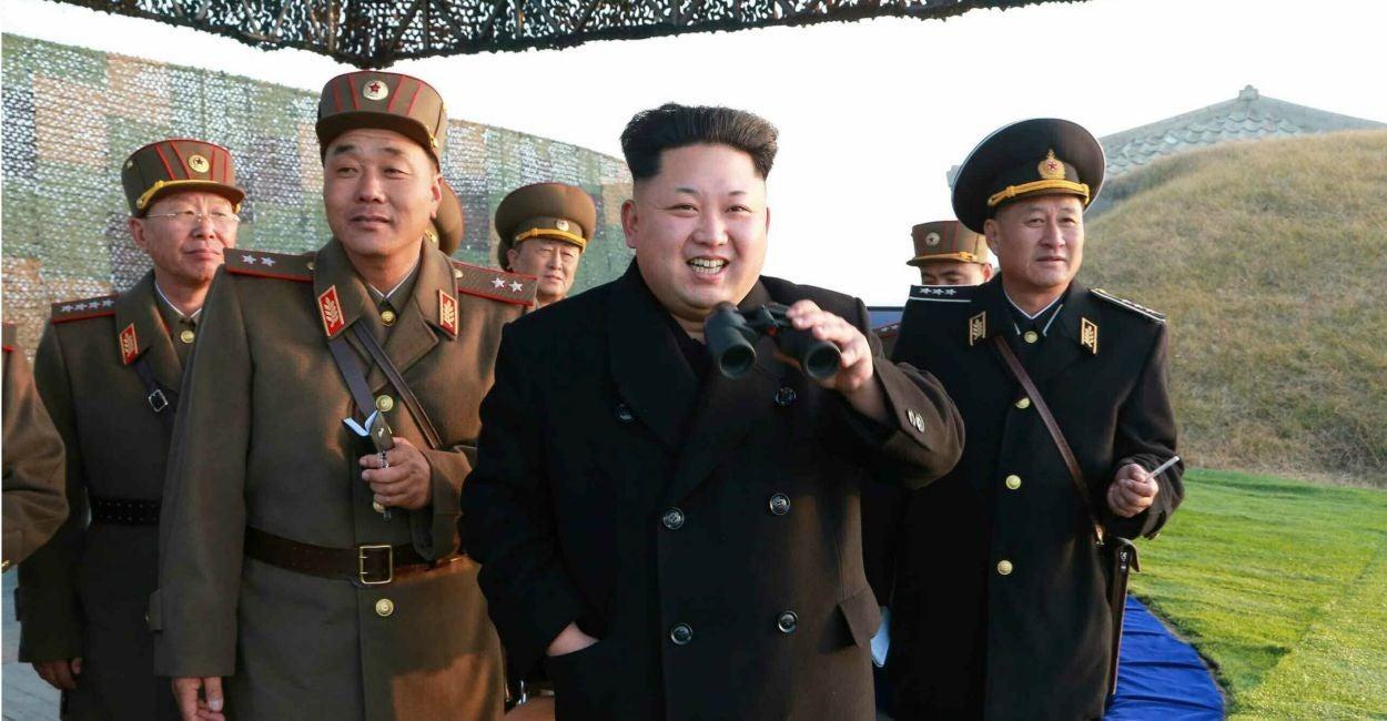 Corea, Kim