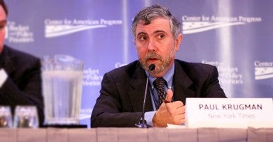 Paul Krugman (Photo: Center for American Progress/Creative Commons)