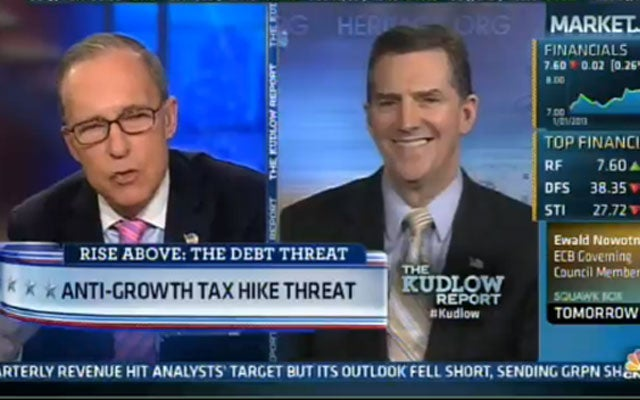 Kudlow screen shot