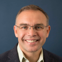 Portrait of Larry Salzman
