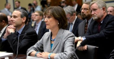 Former IRS Director of Exempt Organizations Lois Lerner (Photo: SHAWN THEW/EPA/Newscom)