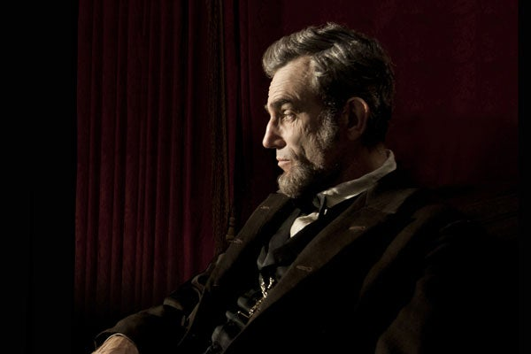 "Daniel Day-Lewis stars in the new movie ""Lincoln"" directed by Steven Spielberg. Photo: DreamWorks II Distribution Co., LLC."