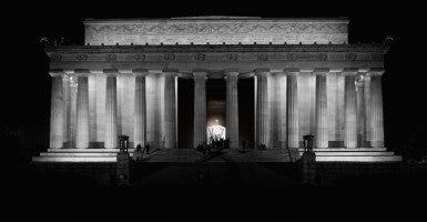 The Lincoln Memorial, Washington D.C. (Photo: Daniel Mennerich / Flickr/ CC BY-NC-ND 2.0)