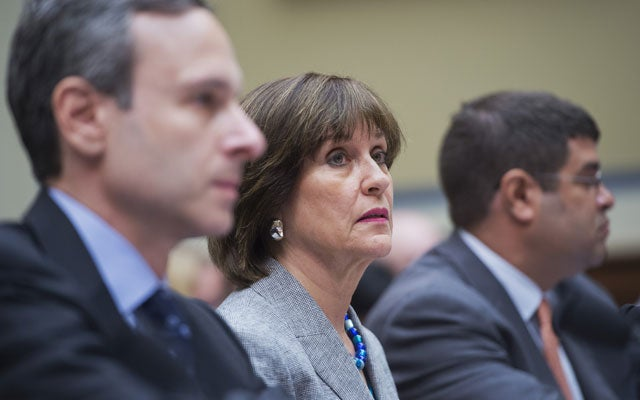 Two federal judges order the IRS to explain  why it can't produce former official Lois Lerner's emails. (Photo:  Tom Williams/CQ Roll Call/Newscom)