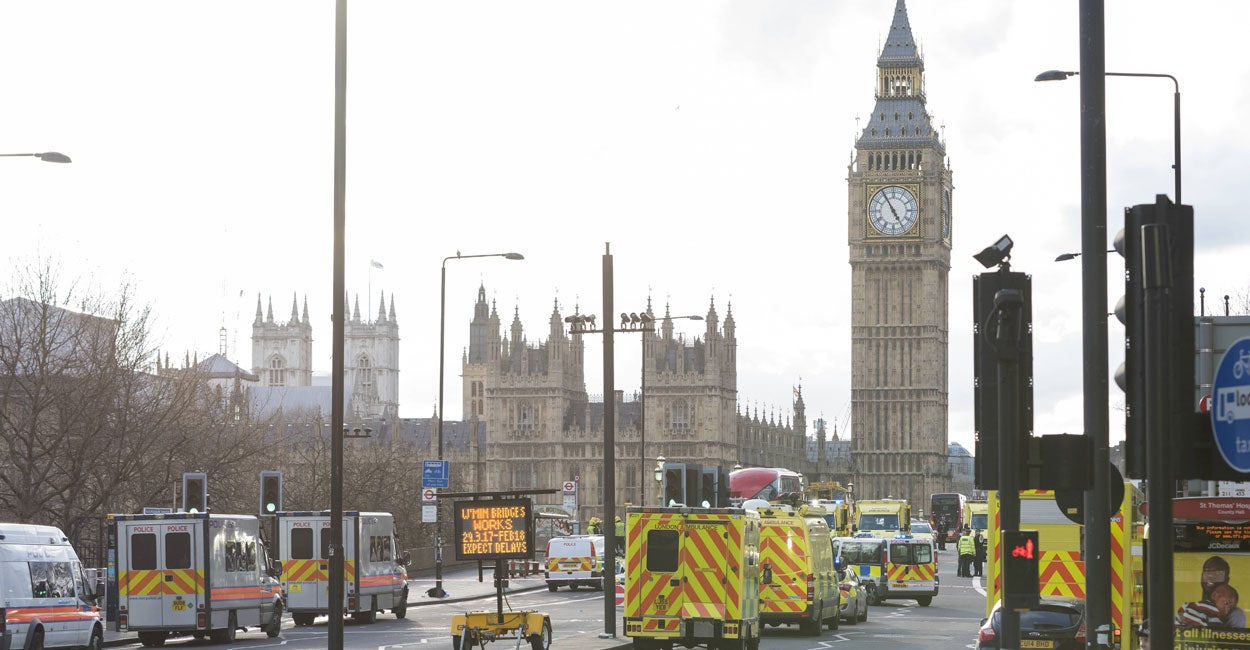 London Struck by Deadly Terrorist Attack at Parliament