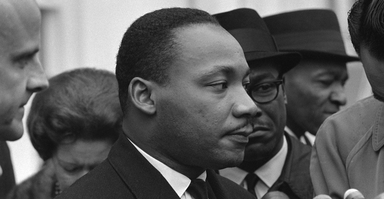 martin luther king and civil disobedience An individual who breaks a law that conscience tells him is unjust, and who willingly accepts the penalty of imprisonment in order to arouse the conscience.