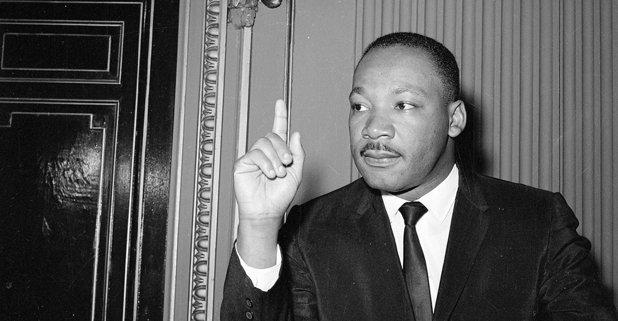 Why MLK Is America's Last Founding Father