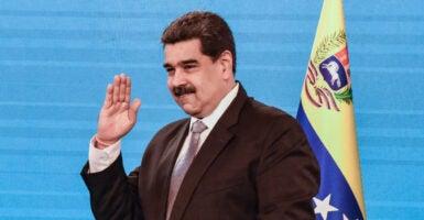 Maduro U.N. Human Rights Council width=