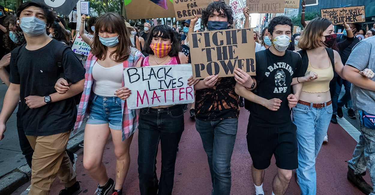 Law Professor Targeted for Writing Honest History of Black Lives Matter