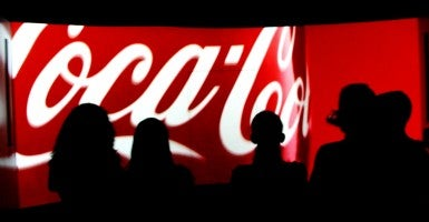 The Coca-Cola Company has long been a supporter of the LGBT community, the company says. (Photo: Aloisio Mauricio/ZUMA Press/Newscom)