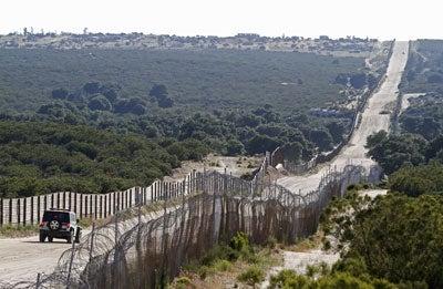 Mexican-U.S. border