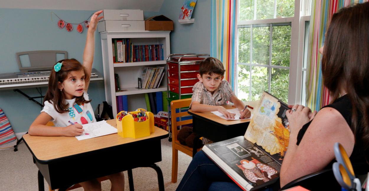 homeschooling a better education