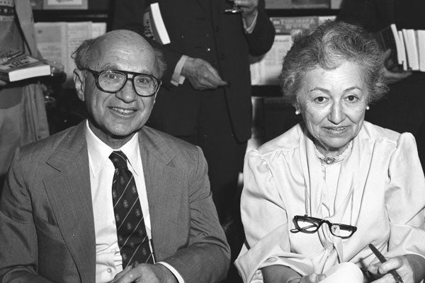 Milton & Rose Friedman