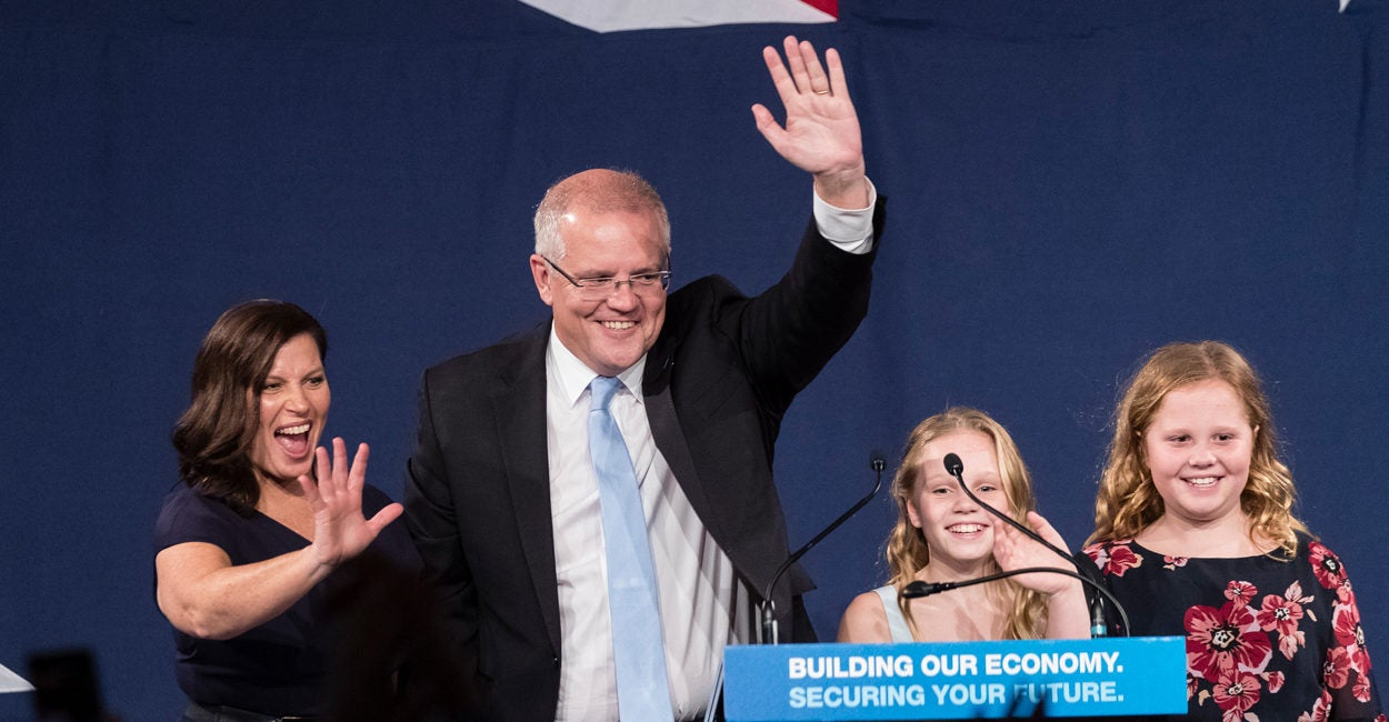 Australia's Election Shock Shows the Perils of Moralizing Climate Change