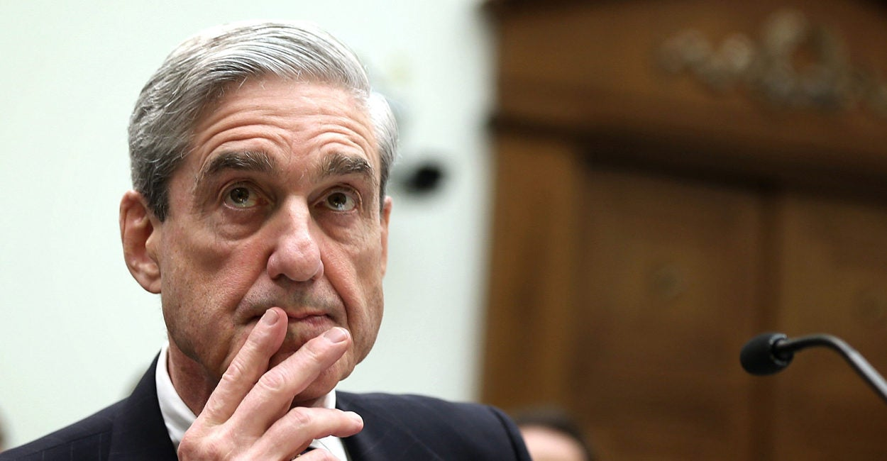 Mueller Investigation Was Driven by Pious Hypocrisy