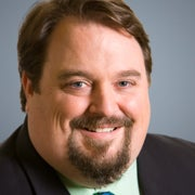 Portrait of David B. Muhlhausen