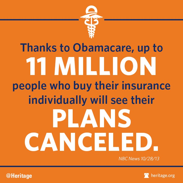 NBC News - Health Insurance Plans Canceled