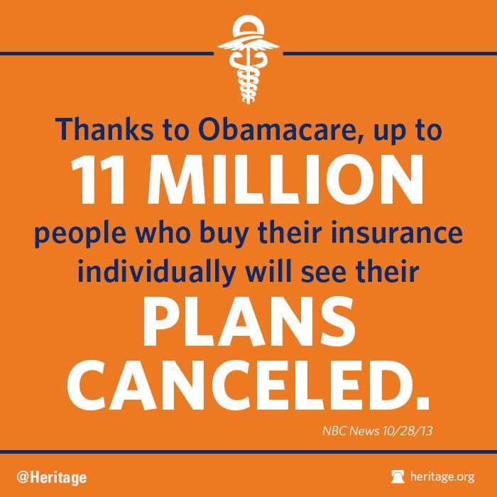 NBC News - Health Insurance Plans Canceled