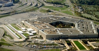The Pentagon (iStockphotos)