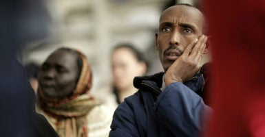 North Dakota's largest city, Fargo, has resettled more than 3,600 refugees since 2002, with many moving to the state from Somalia. (Photo: Jerry Holt/ZUMAPRESS/Newscom)
