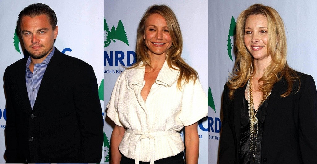 The Natural Resources Defense Council is supported by high-profile celebrities  including Leonardo DiCaprio, who is on its board.