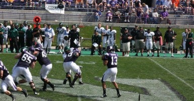 Northwestern Football (Photo: Davey83 / Flickr / CC BY-NC 2.0)