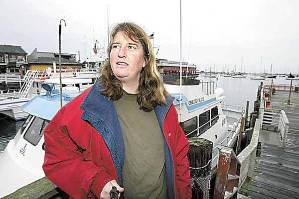 Marine biologist Nancy Black is being prosecuted by NOAA.