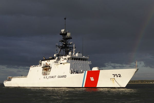 National Security Cutter ship
