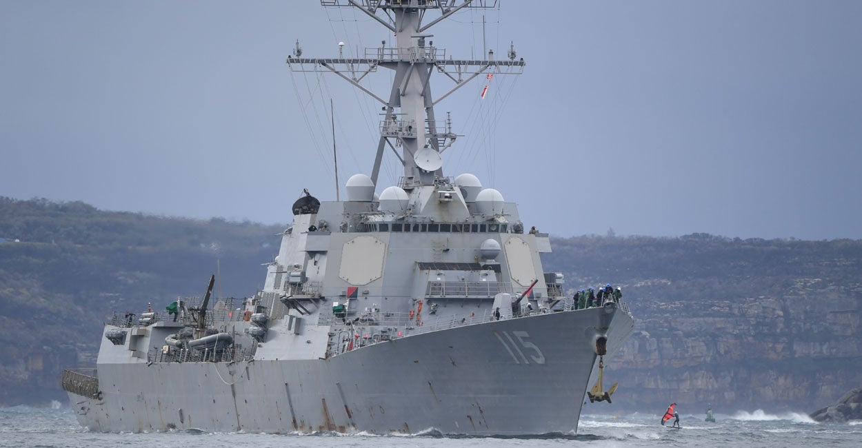 On Its 246th Birthday, the Navy Continues to Innovate