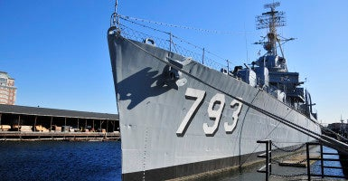 There are currently 273 Navy ships. We need 346. (Photo: mtcurado / iStock)
