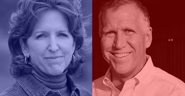 Photos: Sen. Kay Hagan Campaign Facebook Page/Creative Commons