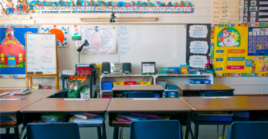 A charter school in St. Paul, Minn., responds to allegations that it discriminated against a transgender kindergarten student. (Photo: Spaces Blend Images/Newscom)