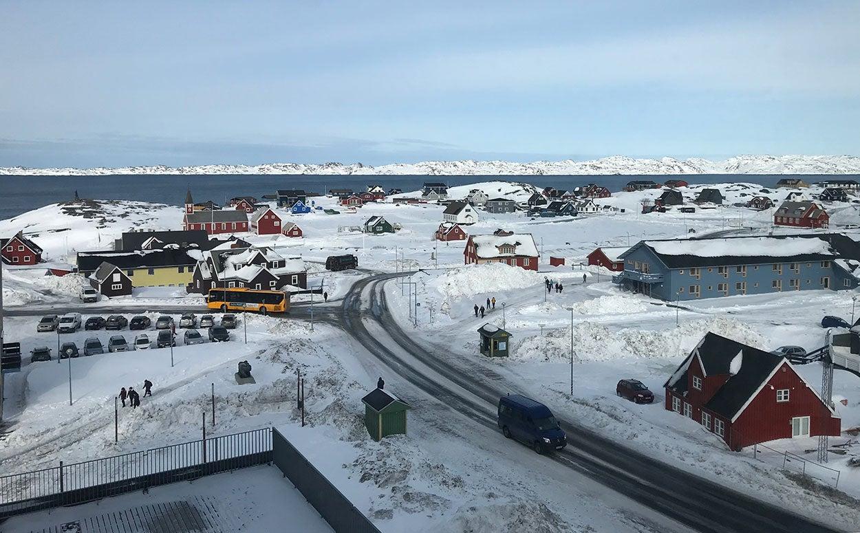 Nuuk centro, Coffey