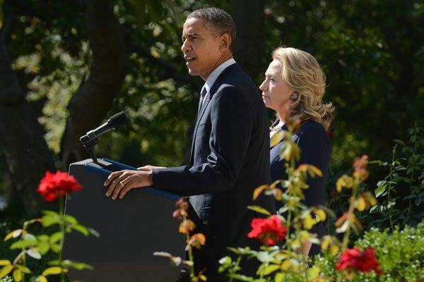 Obama Rose Garden-Libya Sept. 12, 2012