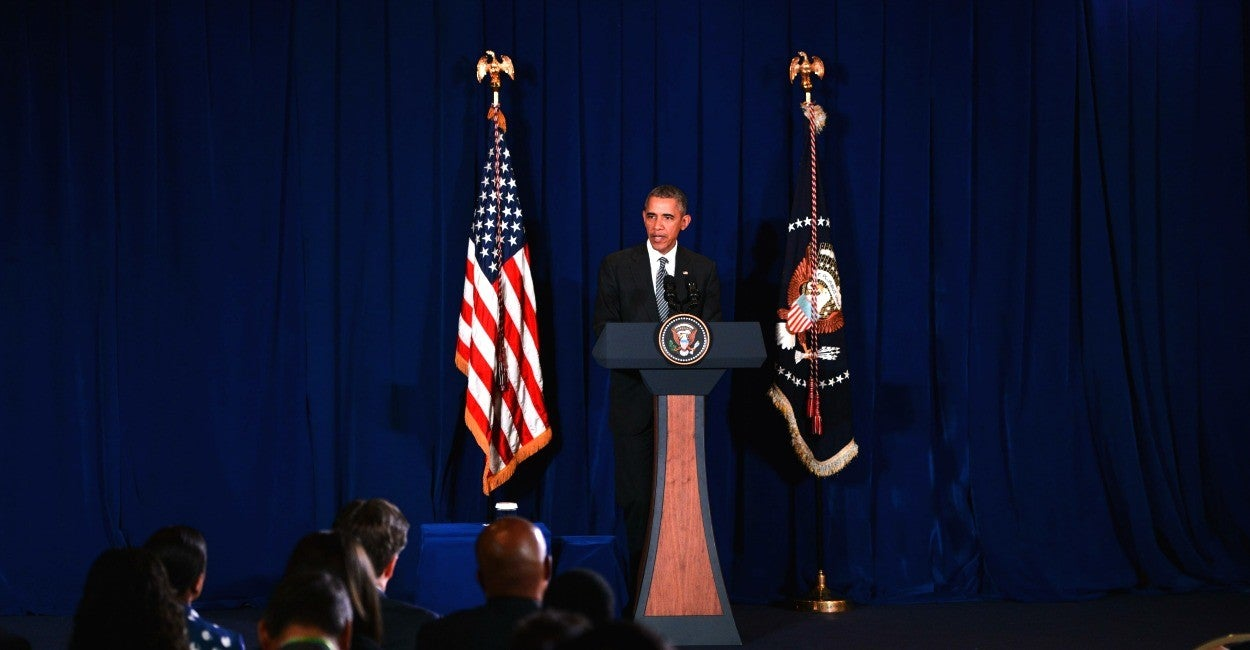 Reasons why Obama has failed in Foreign affairs?