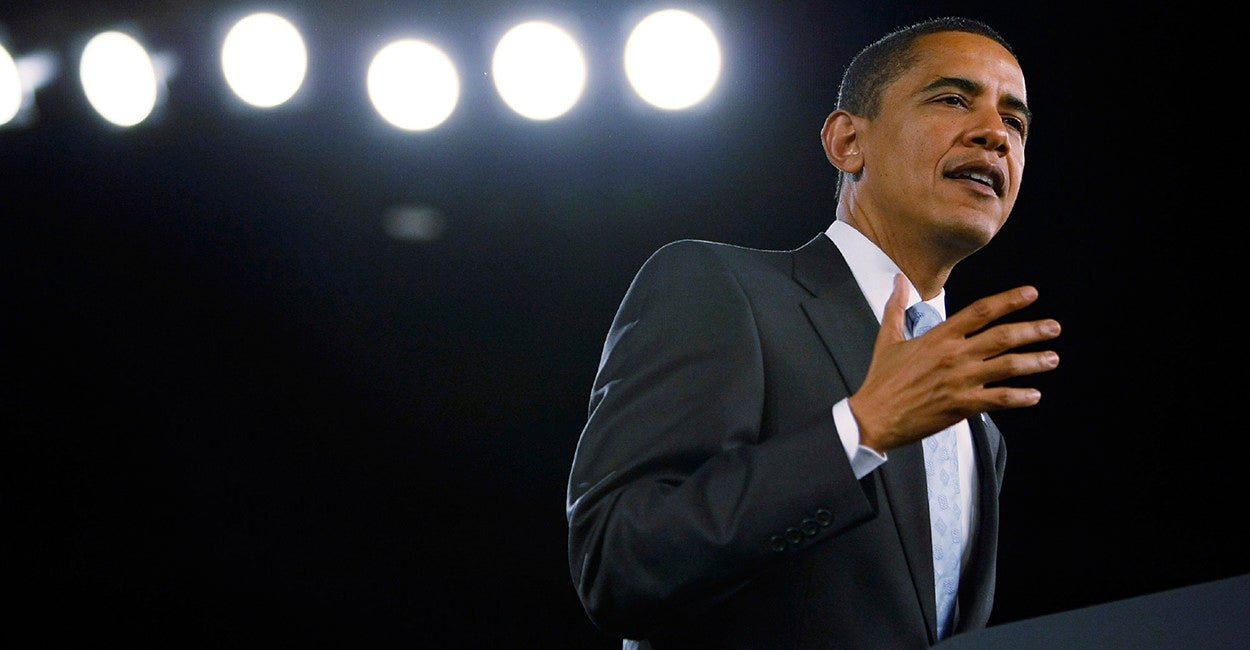 Obama's foreign policy legacy – fordham political review.