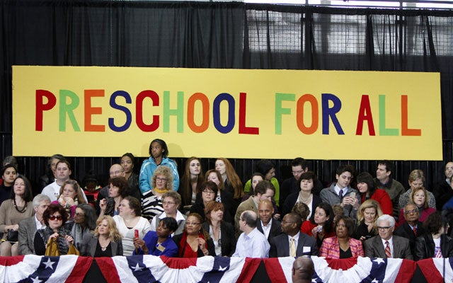 Universal Preschool State Examples A Cautionary Tale